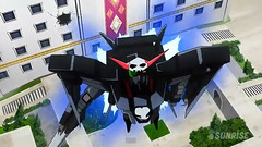 Gundam AGE 3 Episode 38 Kio The Fugitive Youtube Gundam PH (45)