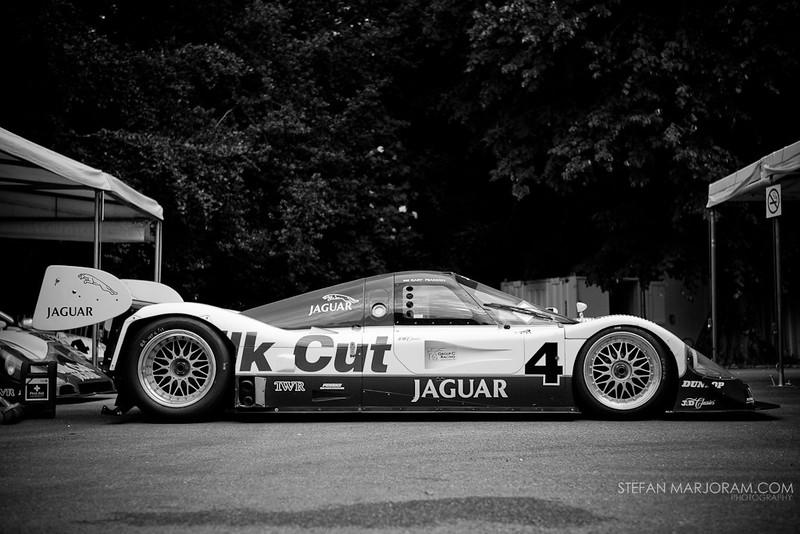 Group C Jaguar