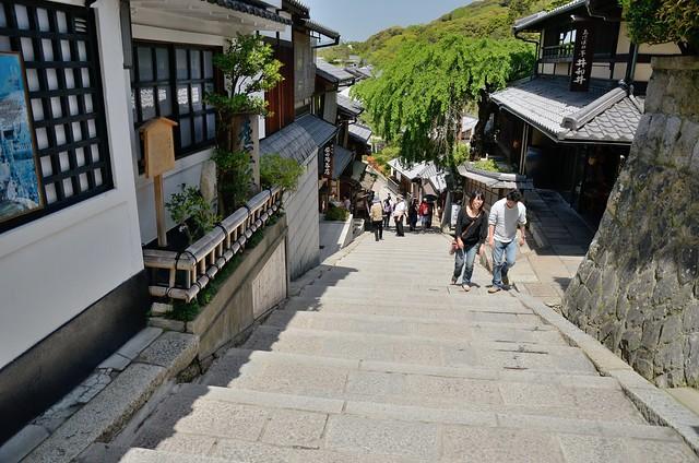 Sannei-Zaka, Higashi-Yama, Kyoto / 京都・産寧坂