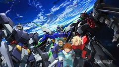 Gundam AGE 4 FX Episode 40 Kio's Resolve, Together with the Gundam Youtube Gundam PH (26)