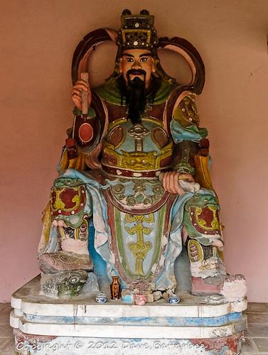 Thien Mu Pagoda Temple Guardian