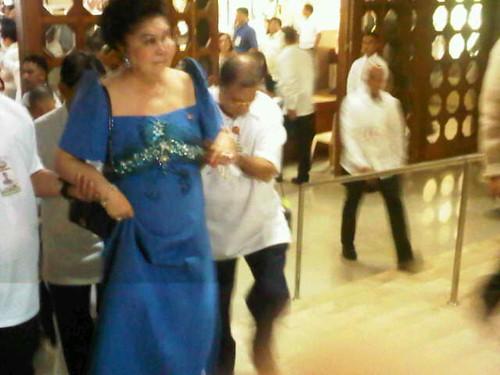Gov. Imelda Marcos SONA2012