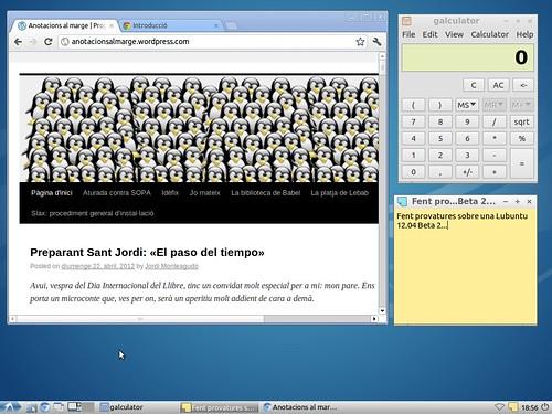 Lubuntu 12.04 Beta 2