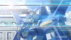 Gundam AGE 3 Episode 29 Grandpa's Gundam Youtube Gundam PH 0020