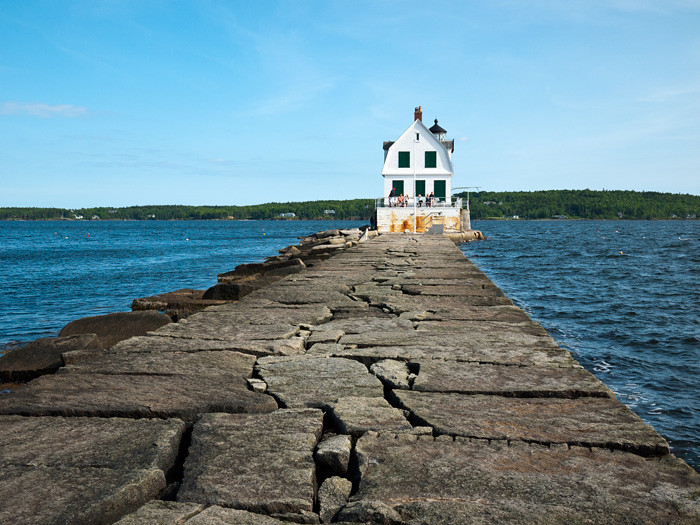 Rockland Breakwater Lighthouse 6