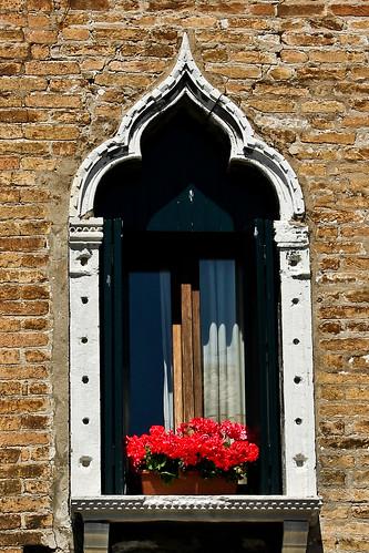 Window, Murano