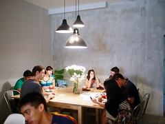 Communal Table, The Plain cafe, 50 Craig Road, Tanjong Pagar