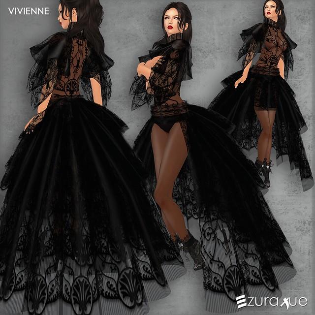 ezura + Vivienne Black