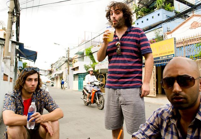 Streetside Sugarcane Juice stop