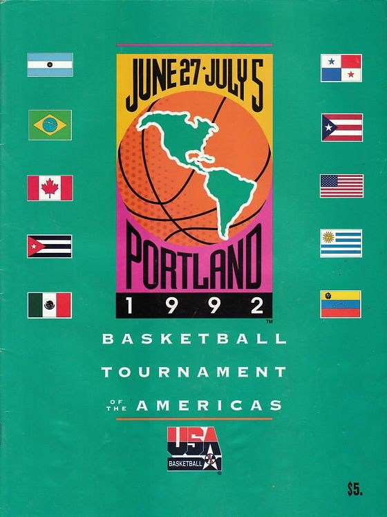 1992 Tournament of the Americas