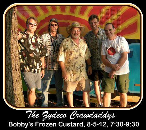 Bobby's 8-5-12