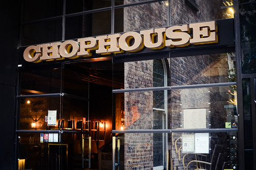 Chophouse - How to Treat Your Bird