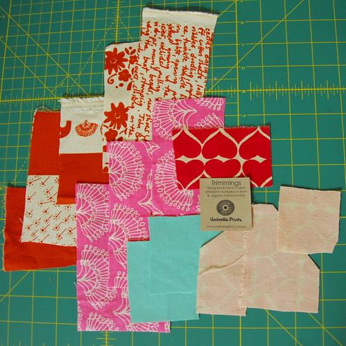 Umbrella Prints Trimmings pack
