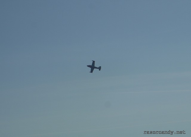 Jet Provost - Southend Air Show - Sunday, 27th May, 2012 (6)