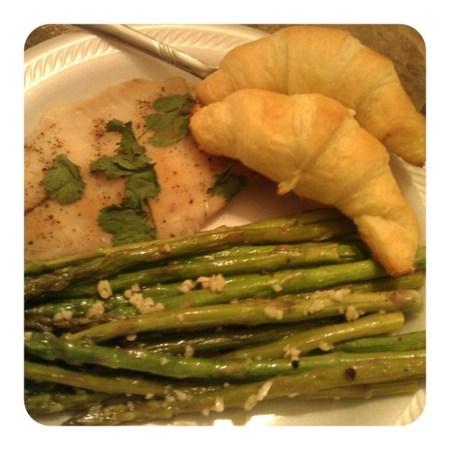Dinner :)