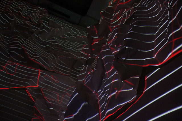 mayer+empl . pw . interactive video mapping sculpture . munich . 2012