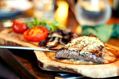 The Wharf | 10oz rump steak