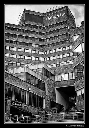 Huddersfield University by Dervish Images