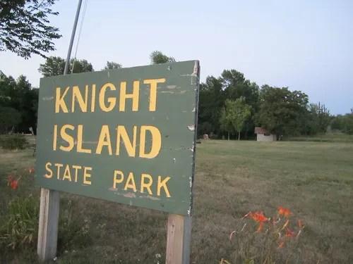 A weekend trip to Knight Island (2/6)