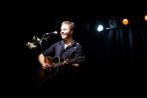 Josh Ritter, Cat's Cradle, Carrboro NC, 08/01/12