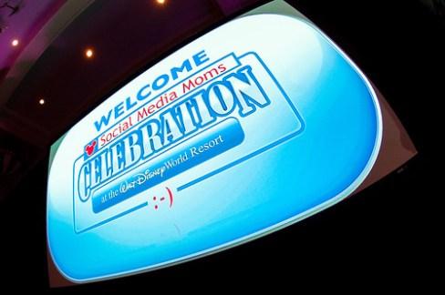 Disney Social Media Moms Celebration 2012