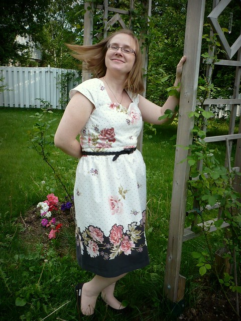 Cambie Dress, Version 1!