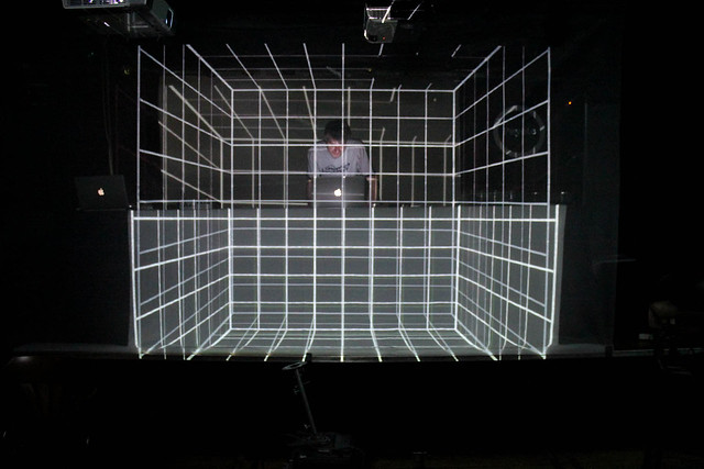 mayer+empl . VJ Fest Istanbul 2012 . visual performance . istanbul . 2012