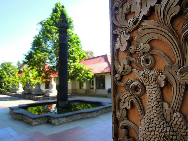Mendut Buddhist Monastery