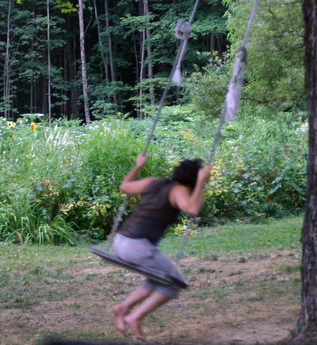 Shira swings