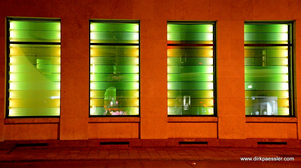 Green Windows by Dirk Paessler