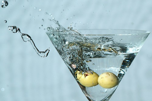 Two Olives Please by Michele D. Lee