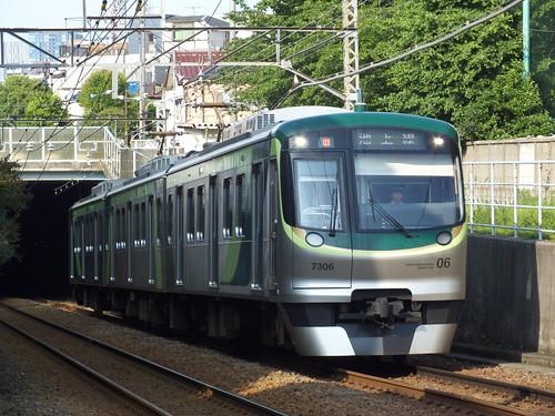7106F @荏原中延〜旗の台