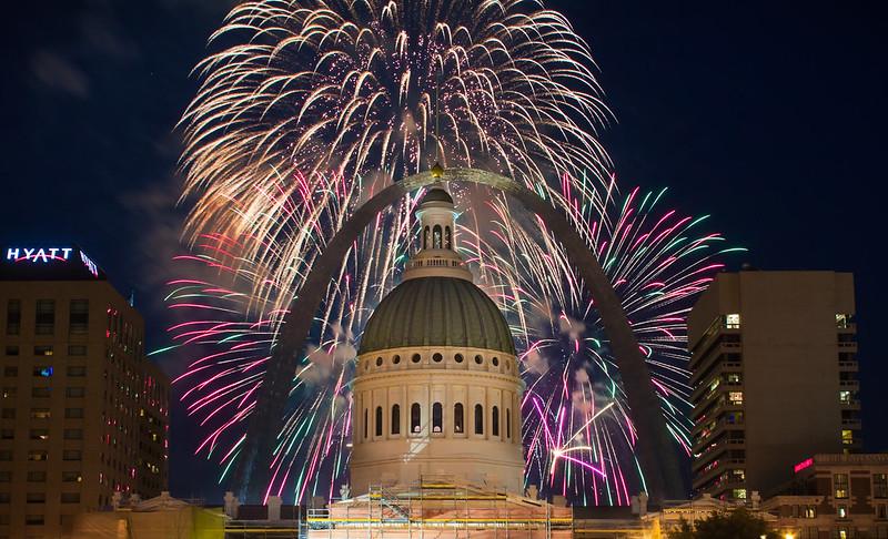 Fireworks Fair St. Louis