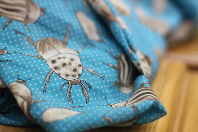Thursday: Karen Walker bug dress