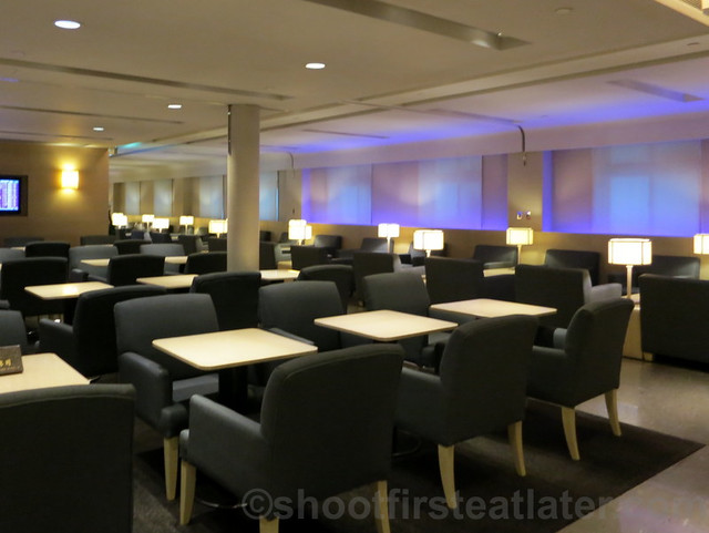 China Airlines Lounge in Taipei airport-003