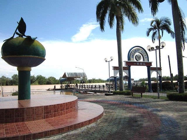 Bintangor waterfront