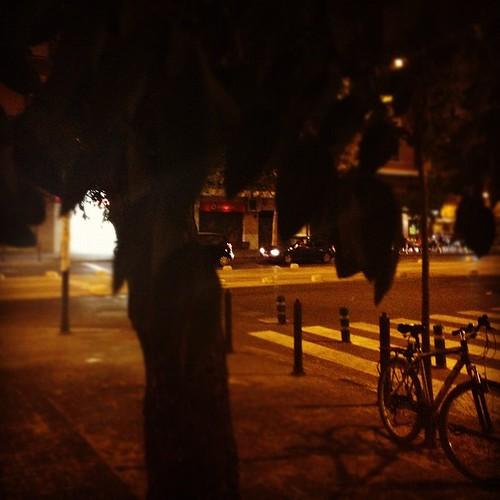 Night walk by rutroncal