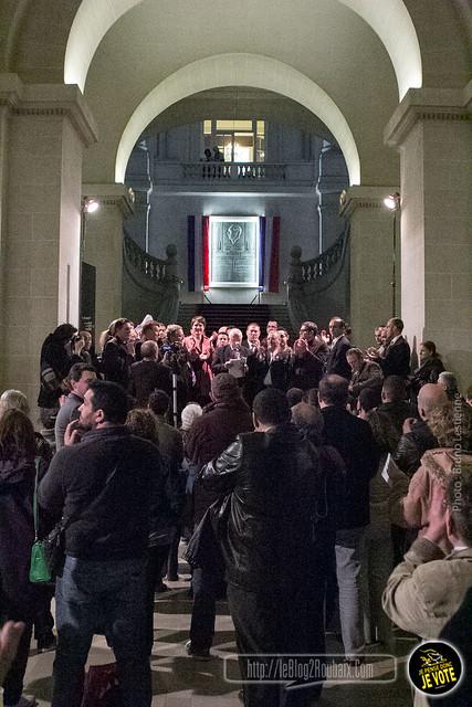 Résultats en mairie de Roubaix