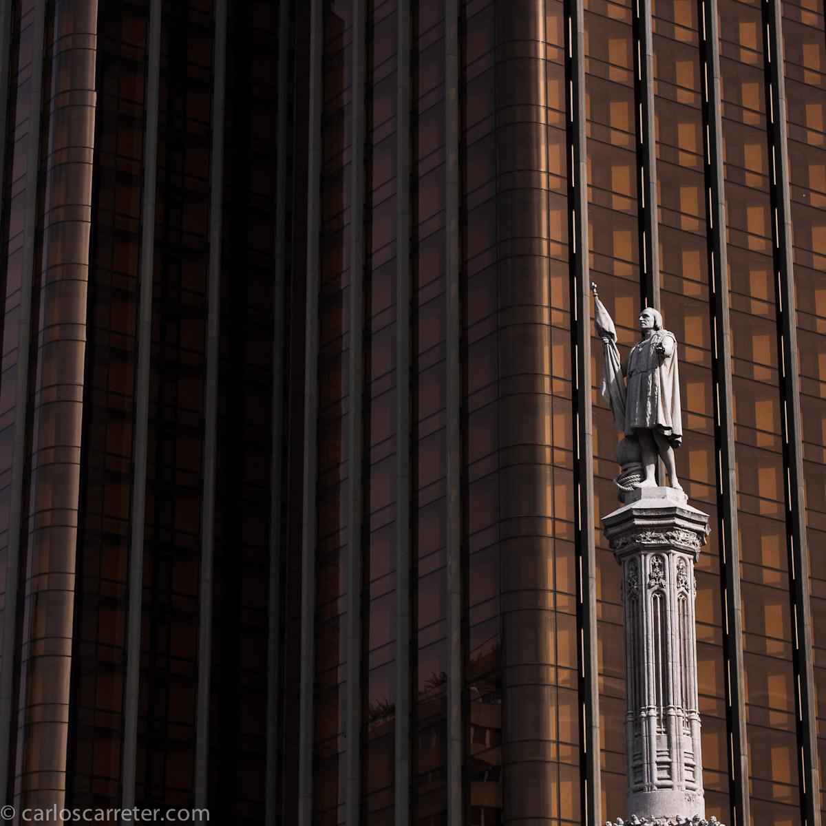 Colón y las horribles torres
