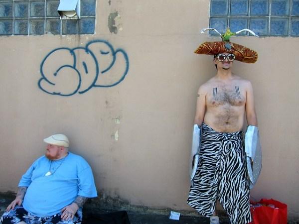 Coney Island Mermaid Parade 2012