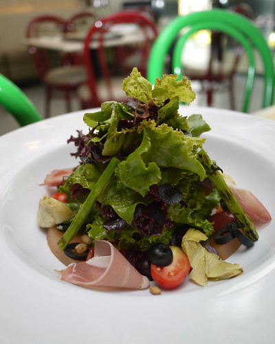 Tuscano Signature Salad at Tuscano Italian Wood Oven Pizza & Restaurant