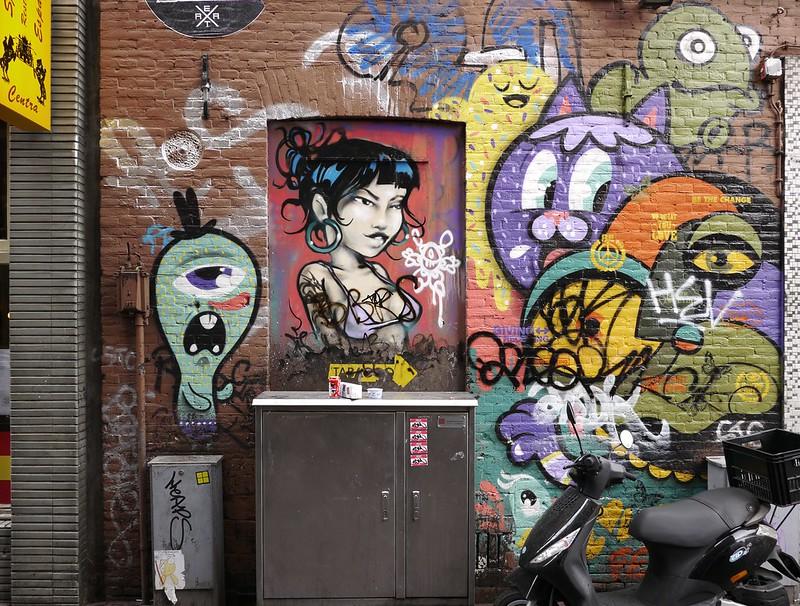Street Art, Amsterdam