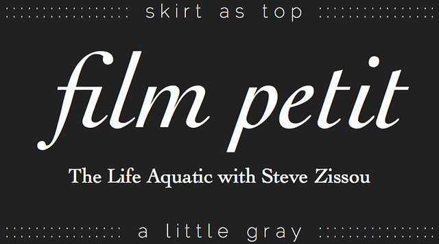 film petit: the life aquatic with steve zissou
