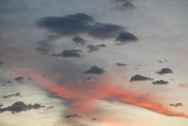 Good morning, sky!
