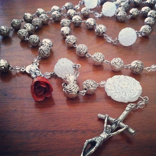 My Rosary beads
