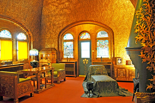 Romania-1703 - Gold Room