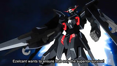 Gundam AGE 4 FX Episode 42 Girard Spriggan Youtube Gundam PH (42)