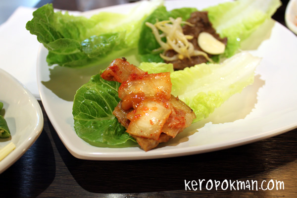The Corner Place Korean BBQ