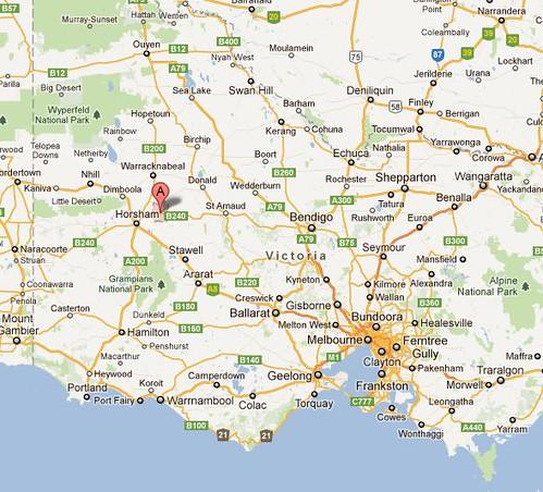 Murtoa Victoria near Melbourne