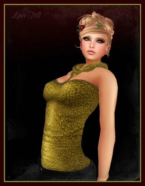 Fabulously Free in SL - Mocking Uptown, by Love Trill